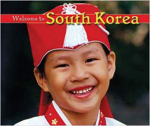 Cover: Welcome to South Korea