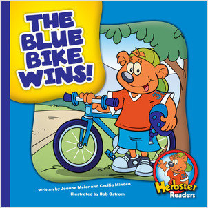 Cover: The Blue Bike Wins!
