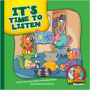 Cover: Herbster Readers: The First Day of School: Level 2 Readers: Manners