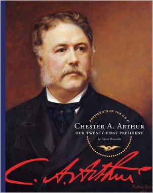 Cover: Chester A. Arthur