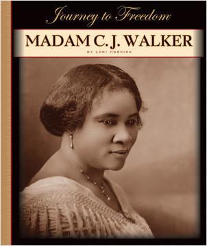 Cover: Madam C. J. Walker