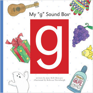 Cover: My 'g' Sound Box