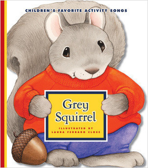 Cover: Grey Squirrel