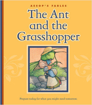 Cover: The Ant and the Grasshopper