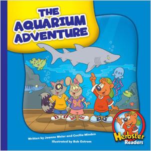 Cover: The Aquarium Adventure