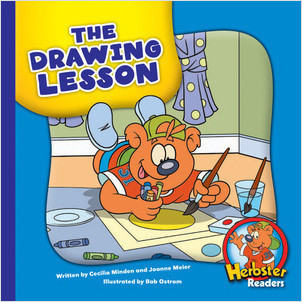 Cover: The Drawing Lesson