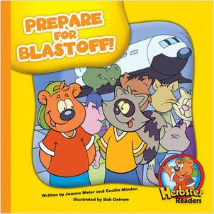 Cover: Prepare for Blastoff!
