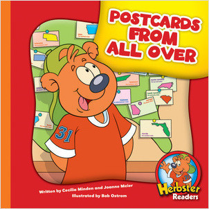 Cover: Postcards from All Over