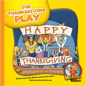 Cover: The Thanksgiving Play