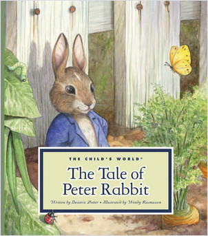 Cover: The Tale of Peter Rabbit