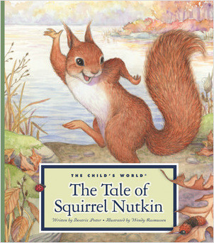 Cover: The Tale of Squirrel Nutkin