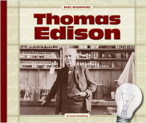 Cover: Thomas Edison