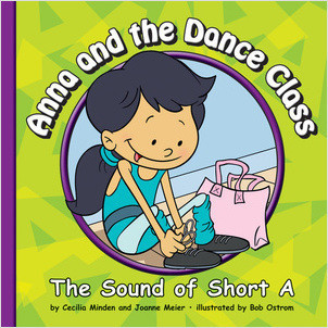 Cover: Anna and the Dance Class: The Sound of Short A