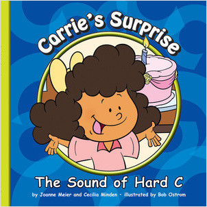 Cover: Carrie's Surprise: The Sound of Hard C