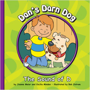 Cover: Dan's Darn Dog: The Sound of D