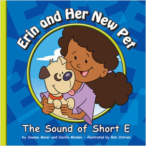 Cover: Erin and Her New Pet: The Sound of Short E