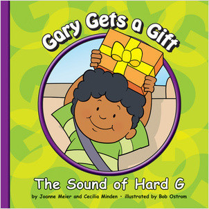 Cover: Gary Gets a Gift: The Sound of Hard G