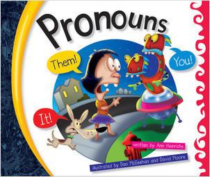 Cover: Pronouns