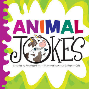 Cover: Hah-larious Joke Books