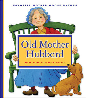 Cover: Old Mother Hubbard