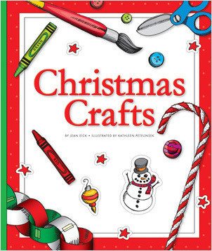 Cover: Christmas Crafts
