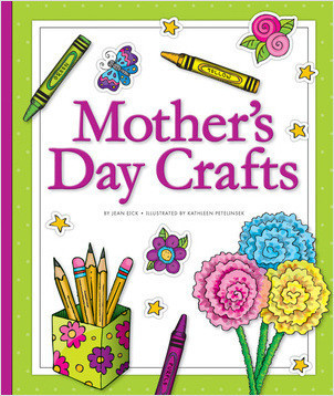 Cover: Mother's Day Crafts