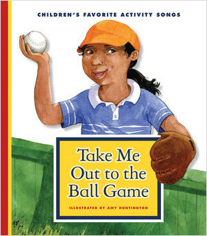 Cover: Take Me Out to the Ball Game