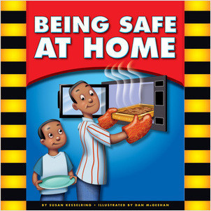 Cover: Being Safe at Home