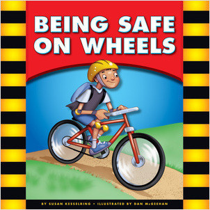 Cover: Being Safe on Wheels