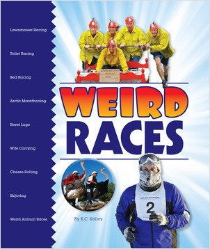Cover: Weird Races