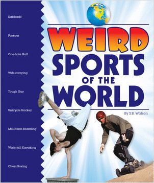 Cover: Weird Sports of the World
