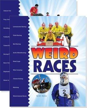 Cover: Weird Sports