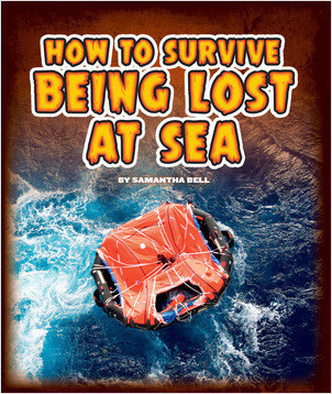 Cover: How to Survive Being Lost at Sea