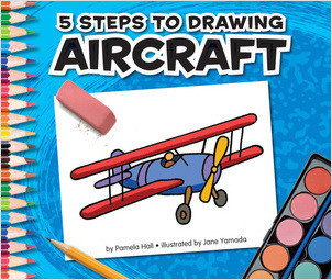 Cover: 5 Steps to Drawing Aircraft