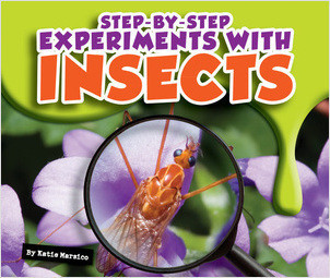 Cover: Step-by-Step Experiments with Insects