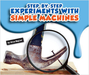 Cover: Step-by-Step Experiments with Simple Machines