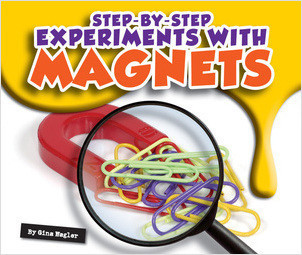Cover: Step-by-Step Experiments with Magnets