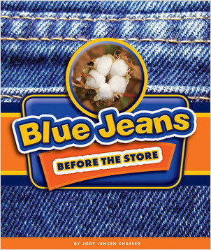 Cover: Blue Jeans Before the Store
