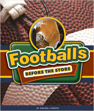 Cover: Footballs Before the Store