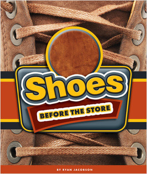 Cover: Shoes Before the Store