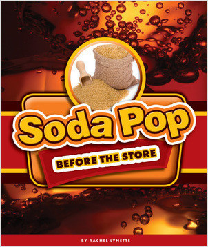 Cover: Soda Pop Before the Store