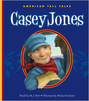 Cover: Casey Jones