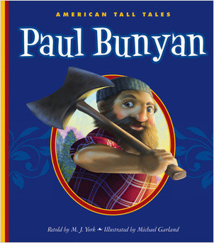 Cover: Paul Bunyan
