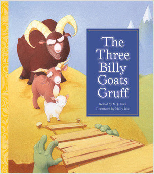 Cover: The Three Billy Goats Gruff