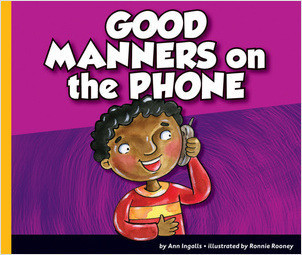 Cover: Good Manners on the Phone