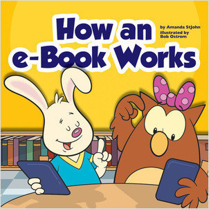 Cover: How an e-Book Works