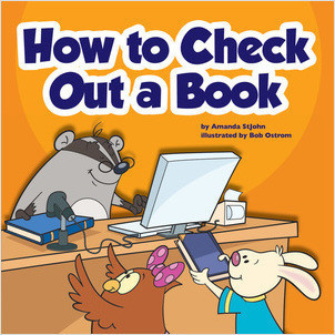 Cover: How to Check Out a Book