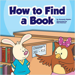 Cover: How to Find a Book