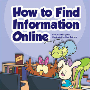 Cover: How to Find Information Online