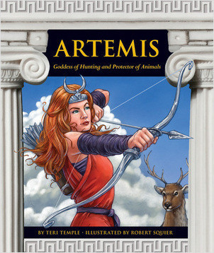 Cover: Artemis: Goddess of Hunting and Protector of Animals